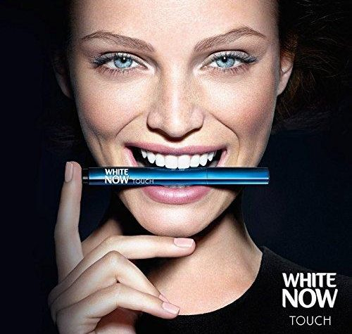 Mentadent White Now Touch – Il Make-up dei Denti Bianchi